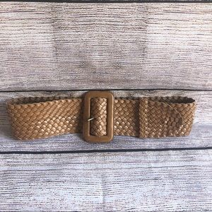HOBO Tan Leather Belt